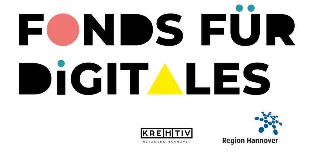 Logo Fonds fuer Digitales