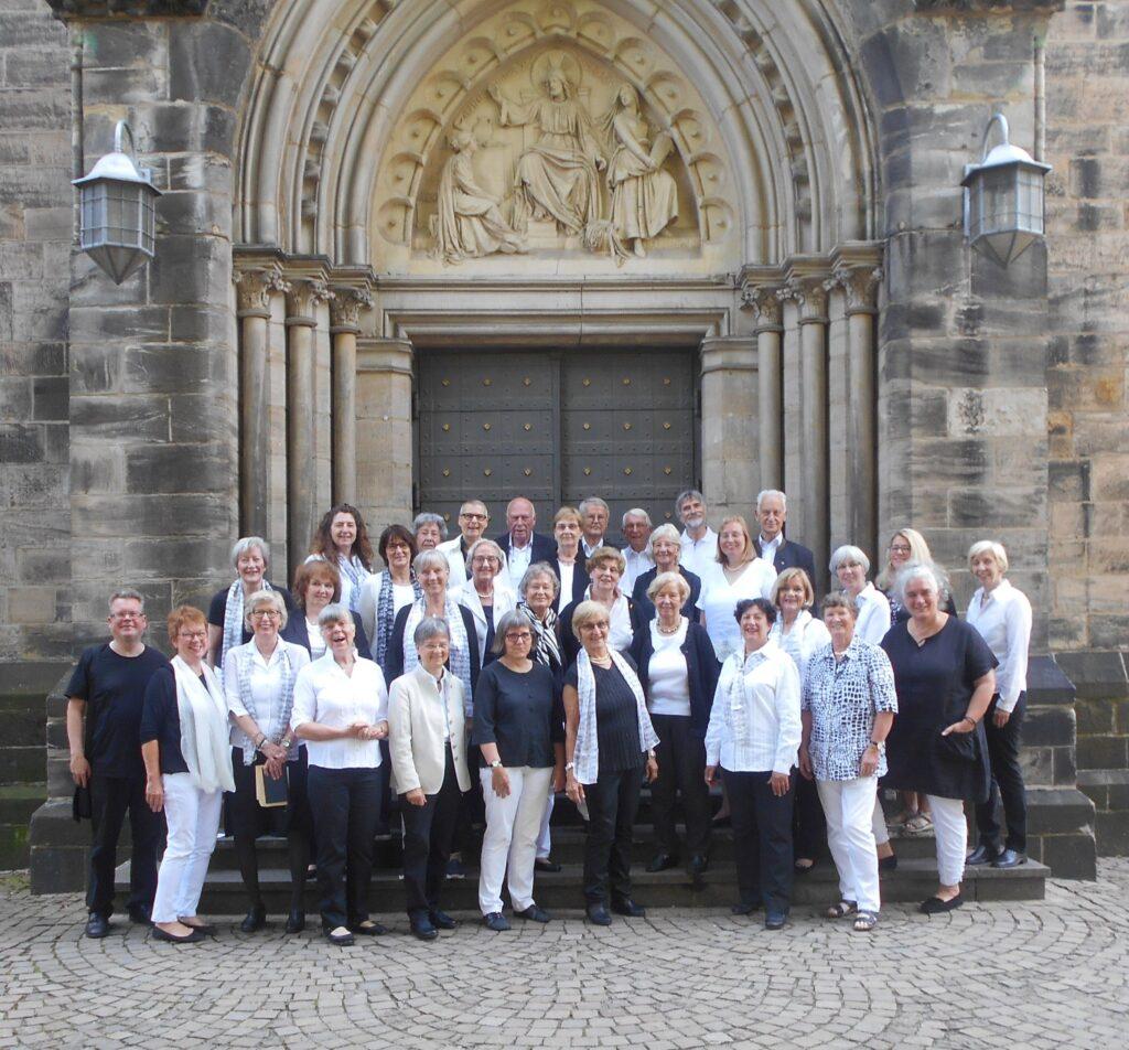Konzert Oratorienchor Burgwedel 2019 Gartenkirche Hannover