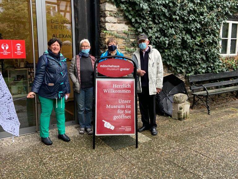 Zeit für lokale Kultur und Historie Oratorienchor Burgwedel