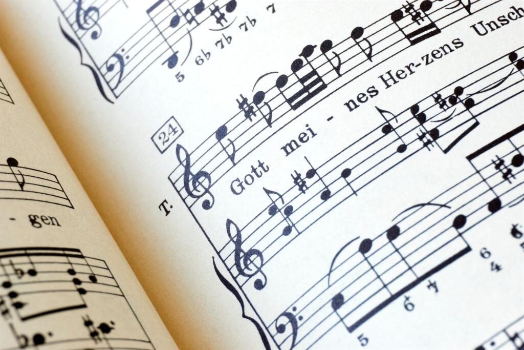 Repertoire Oratorienchor Burgwedel
